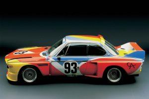Alexander Calder BMW 3.0CSL, 1975