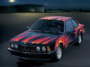 Ernst Fuchs BMW